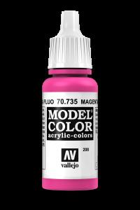 Model Color 70735 208 Magenta Fluo