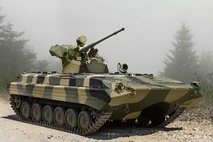 Trumpeter 09572 BMP-1 Basurmanin - 1:35