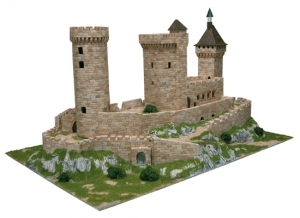 Chateau de Foix 1:175
