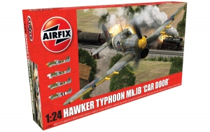 Airfix A19003 Hawker Typhoon 1B - Car Door - 1:24