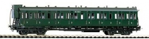 Wagon pasażerski Bh.C, NS, Ep. III