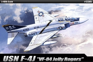 USN D-4J VF-84 Jolly Rogers 1:48