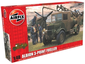 Albion AM463 3-point fueller 1:48