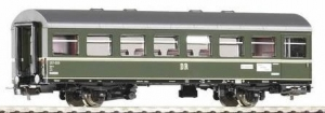 Wagon pasażerski Reko Bgtre DR, Ep. III