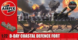 Airfix A05702 D-Day Coastal Defence Fort 1:72