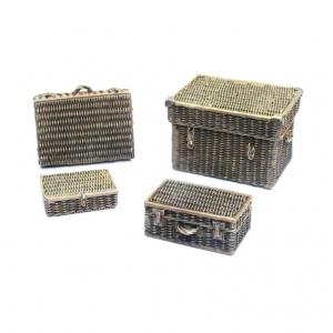 Vallejo SC227 Diorama Accessories Walizki wiklinowe 1:35