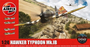 Hawker Typhoon MkIB 1:24