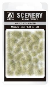 Vallejo SC410 Wild Tuft - Winter