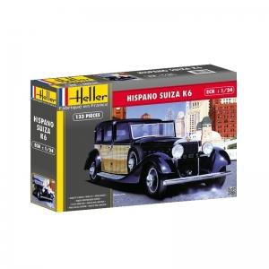 Heller 80704 Hispano Suiza K6 1:24