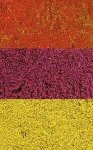 Heki 1585 Kwiaty kolorowe 28x14 cm