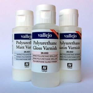 Vallejo 26652 Lakier Satynowy Akrylowo - poliuretanowy 60 ml.