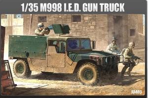 M998 I.E.D. Iraq