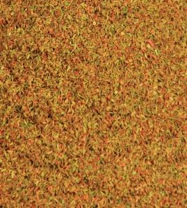 Posypka jesienne brązowe liście 200 ml