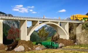 Kibri 39740 Most kolejowy jednotorowy