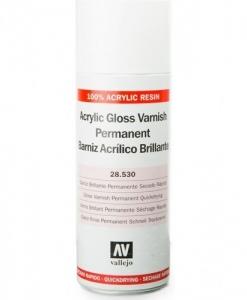 Lakier spray akrylowy połysk 400 ml.