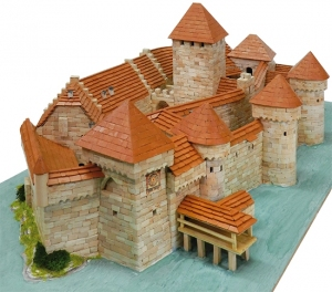 Chateau de Chillon 1:190