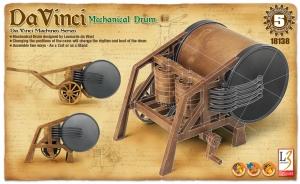 Academy 18138 da Vinci - Bęben mechaniczny