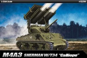 M4A3 Sherman T34 Caliope