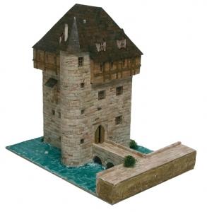 Chateau de Crupet 1:100