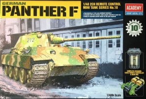 Academy 13303 Panther F