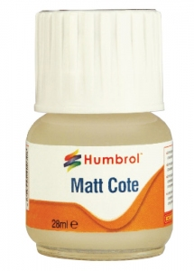 Lakier bezbarwny Mattcote 28 ml