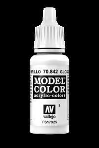 Model Color 70842 3 Gloss White