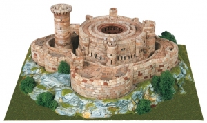 Castillo de Bellver 1:350