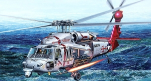 USN MH-60S HSC-9 Tridents