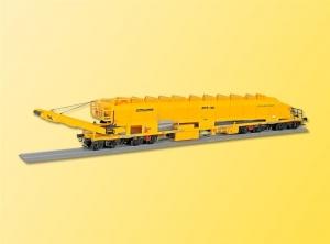 Wagon kolektor balastowy Plasser & Theurer MFS 100