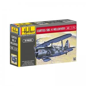 Heller 80285 Curtiss SBC-4 Helldiver