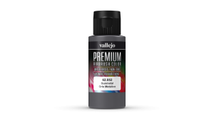 Vallejo 62052 Premium Color 62052 Gunmetal