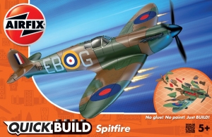 Quickbuild - Supermarine Spitfire