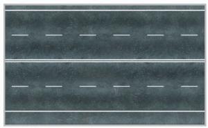 Heki 12080 Citiline - Ulica - droga szybkiego ruchu