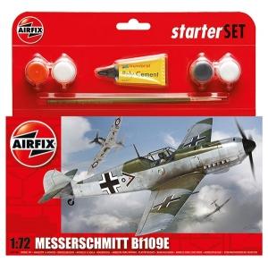 Starter Set - Messerschmitt Bf109E3 1:72