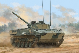 Trumpeter 09582 BMD-4M Airborne Infantry FightingVehicle - 1:35