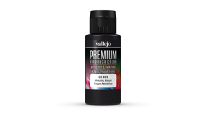 Vallejo 62053 Premium Color 62053 Metallic Black