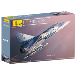 Heller 80303 Mirage 2000 C