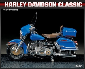 Academy 15501 Harley-Davidson Classic