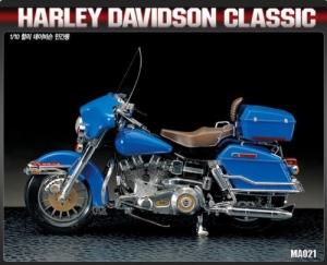 Academy 15501 Harley-Davidson Classic