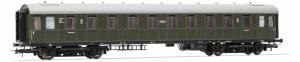 Wagon pasażerski 2 kl. PKP 20809 serii Bhxz (ex C4ü-26a), st. Olsztyn, Ep. IIIc
