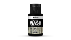 Vallejo 76518 Model Wash 76518 Black