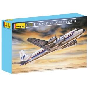 Heller 80315 DC6 Super Cloudmaster