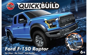 Airfix J6037 Quickbuild - Ford F-150 Raptor