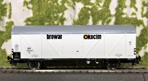 Roco 76559 Wagon chłodnia Browar Okocim 716 695, seria Sp, PKP, Ep. III
