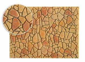 Vollmer 48227 Elastyczna płytka modelarska 28x16,3 cm - marmur