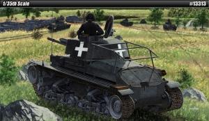 Pz.bef.wg 35(t) German Command Tank