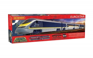 Hornby R1176P Eurostar Train Set