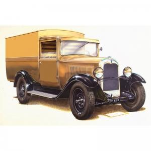 Heller 80703 Citroen C4 Fourgonette 1928 1:24