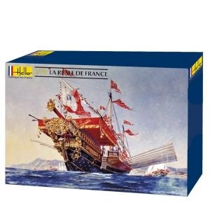 Heller 80898 Żaglowiec La Reale de France