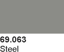 Mecha Color 69063 Steel